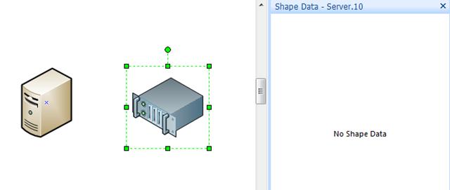 image - Server Diagram Visio
