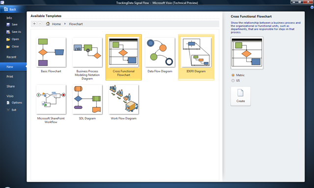 Visio 2010 Containment And Cross Functional Flowcharts