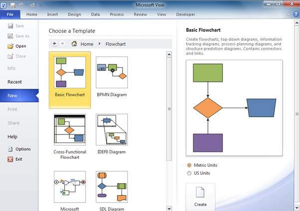 Writing Rules To Validate Diagrams In Visio 2010 – A Worked