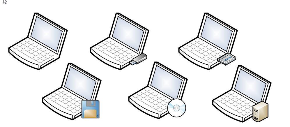 Make Your Own Visio Data Graphic Icons Sets