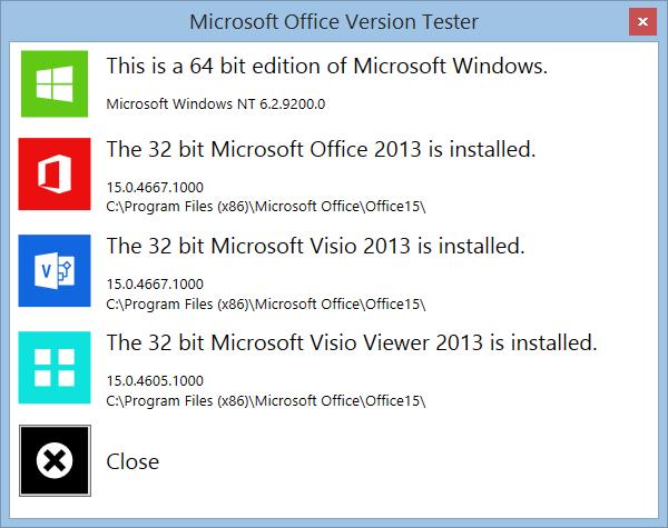 visio 2013 32 bit