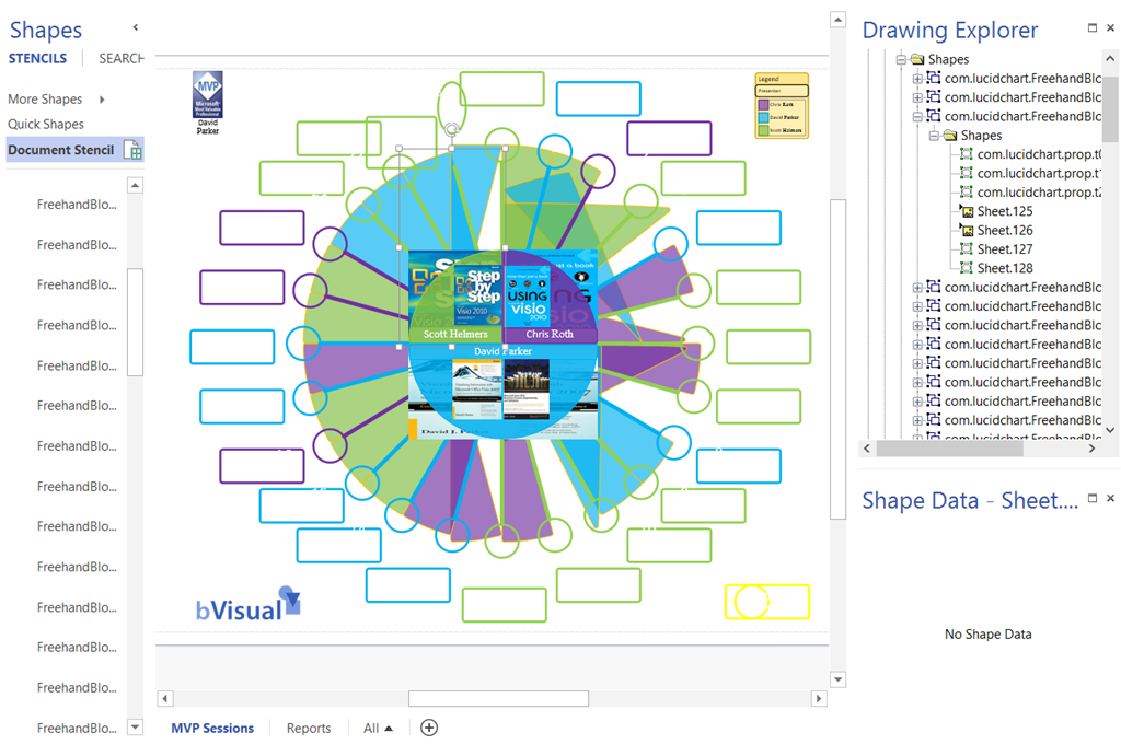 original visio document first page - Visio For Mac 2011