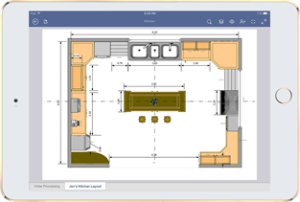 Visio on iPad Preview