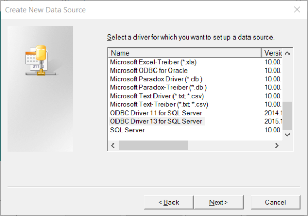 Reverse Engineering SQL Server DBs with Visio Pro DBRE