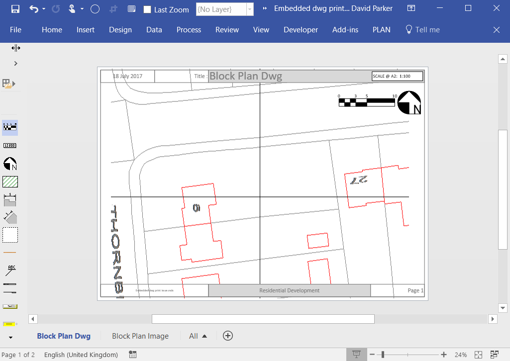 dwg in visio 2016 bvisual for people interested in