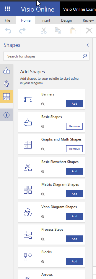 Create Edit Visio Diagrams In Browser Bvisual For People